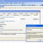 Proteggere più Excel con Password