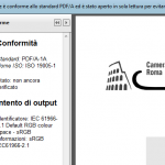 Verifica e Conversione PDF in PDF/A