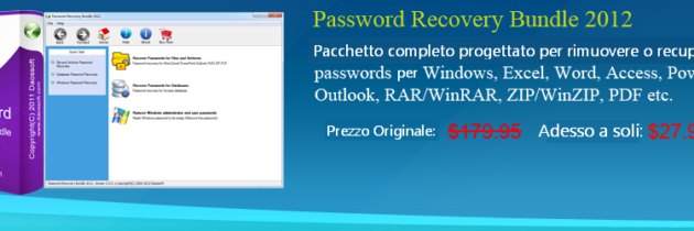Document Password Recovery
