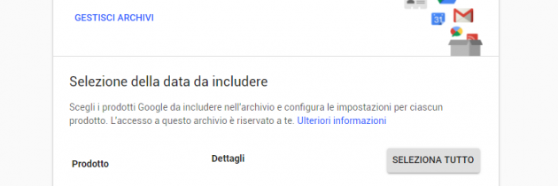 Come salvare su PC mail di Gmail