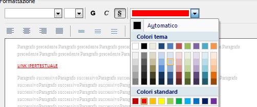 Come cambiare colore dei collegamenti ipertestuali in Word 2019, 2016, o 2013